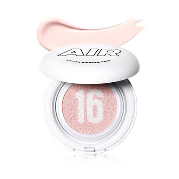 蜜桃气垫隔离妆前乳保湿提亮肤色