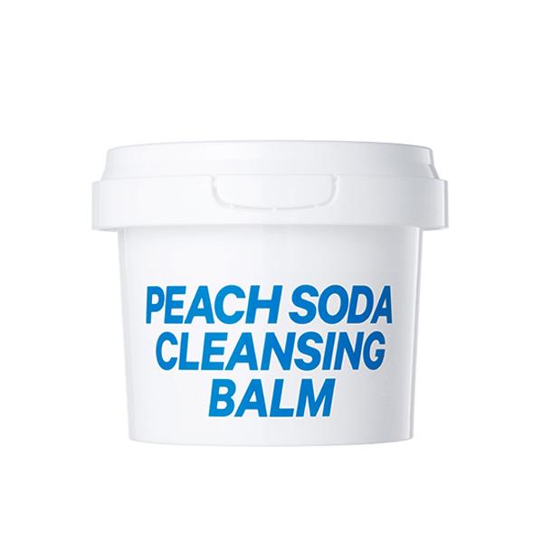 桃子苏打眼唇面部卸妆膏温和不刺激深层清洁