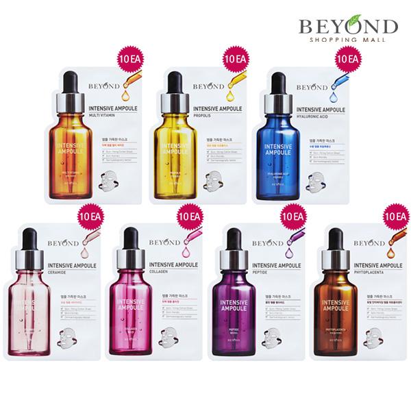 beyond 富含凝胶面膜(10片)