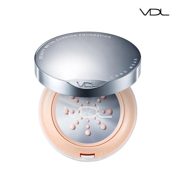 VDL美容金属垫龙服装基金会(15克* 2)