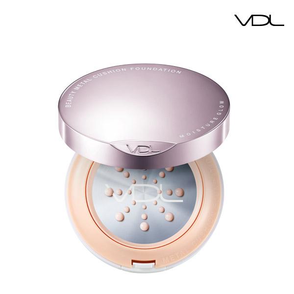 VDL美容金属基础垫层水分灼热(17岁/15克* 2)