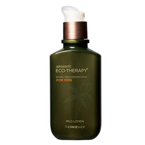 THEFACESHOP Ssaengtteu是生态疗法MEN温和的化妆水160毫升
