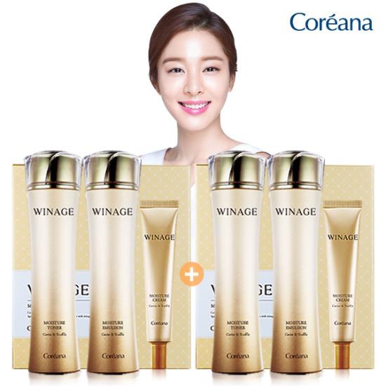 [1 + 1] Coreana WINE 3件套