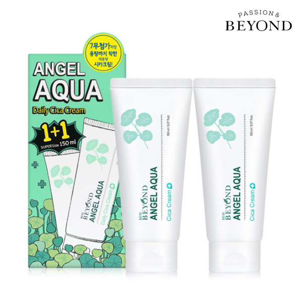 BEYOND Angel Aqua每日Shika奶油计划