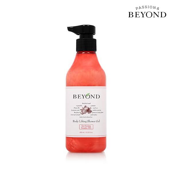 BEYOND身体提升沐浴露450ml Y16