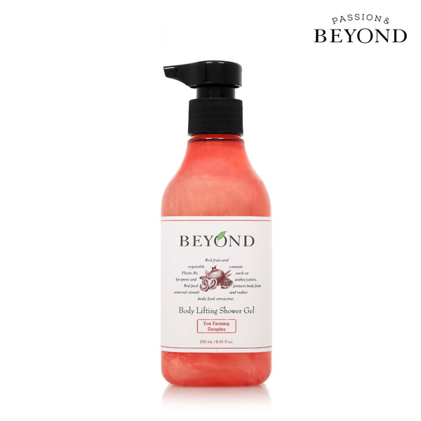 BEYOND身体提升沐浴露250毫升