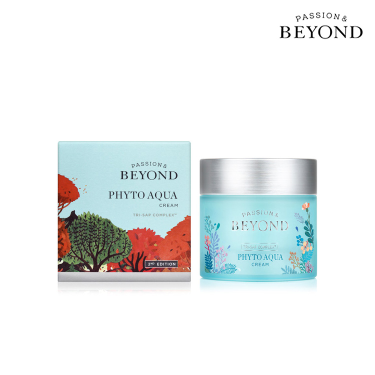 BEYOND Pito Aqua Cream 75ml Y18(首尔森林)