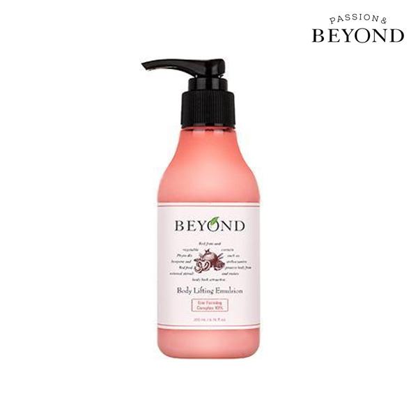 BEYOND身体防护面部清洁乳液200ml