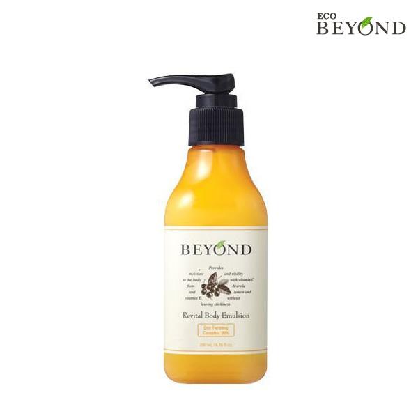 BEYOND Revital身体保护乳液450ml