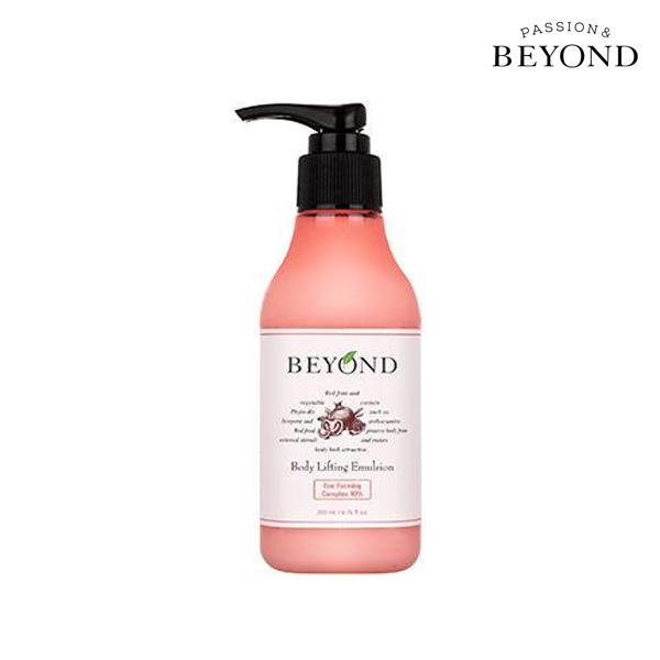 BEYOND身体防护面部清洁乳液450ml