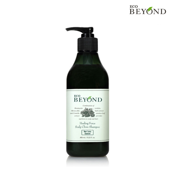 BEYOND Healing Force Scalp Clinic洗发露450ml