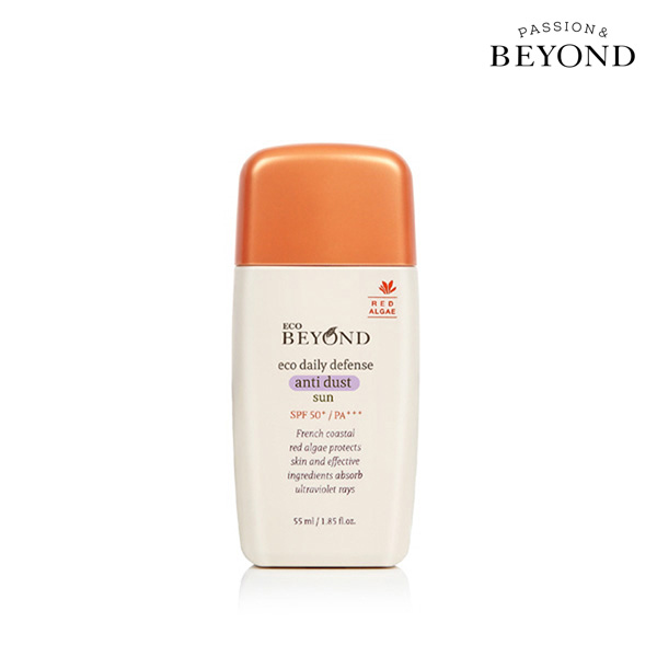 BEYOND Eco Daily Defense抗尘系列55ml