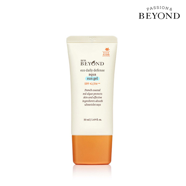 BEYOND Eco Daily Defense AQUA Sungel 50ml