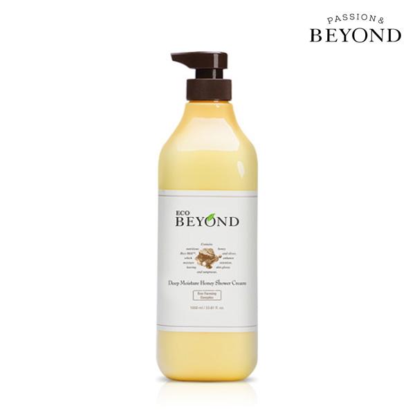 BEYOND深层保湿蜂蜜淋浴1L