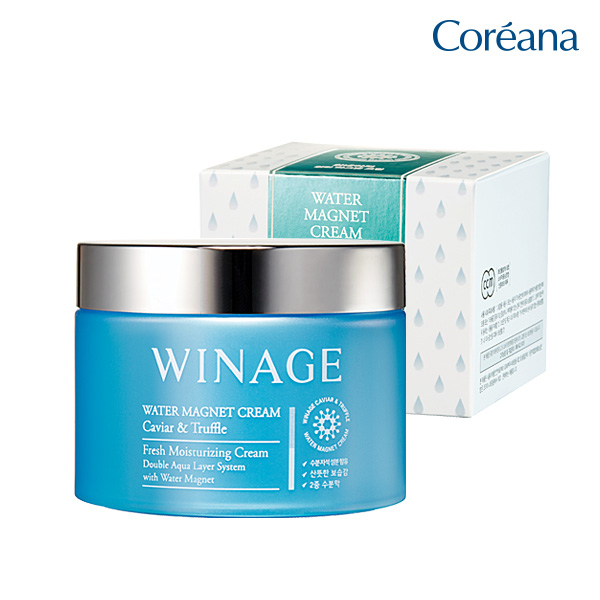 Coreana WINE磁铁霜