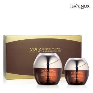 ISA KNOX原始恢复营养霜计划集