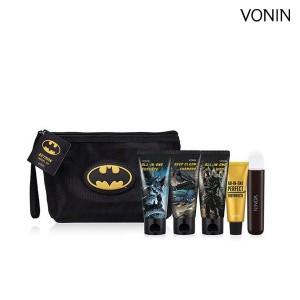VONIN五种蝙蝠侠旅行地幔