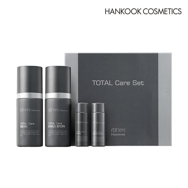韩国化妆品A3FON Homme Totale Fundamental tenance skin 2件套