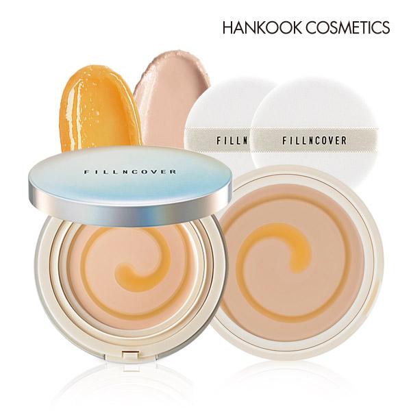 韩国化妆品填充盖和盖子蜂蜜盖事实21(原件+笔芯)
