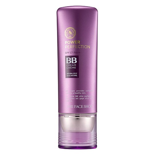 [The Face Shop] Power Perfection BB Face Frost SPF37 PA ++