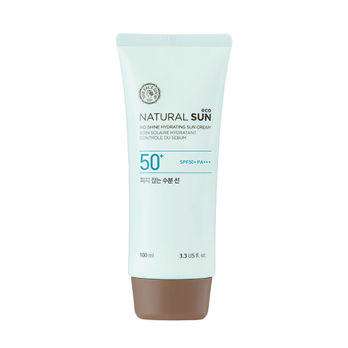 [The Face Shop] Natural Sun Echo Fiji捕捉保湿系列SPF50 + PA +++(100ml)