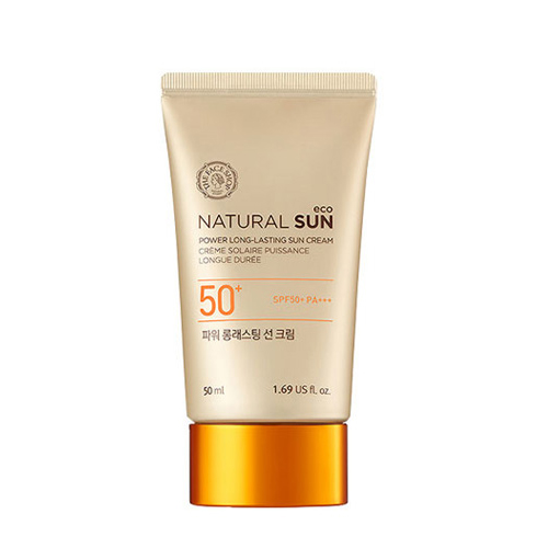[The Face Shop] Nature Line Echo Power持久冰霜SPF50 + PA +++