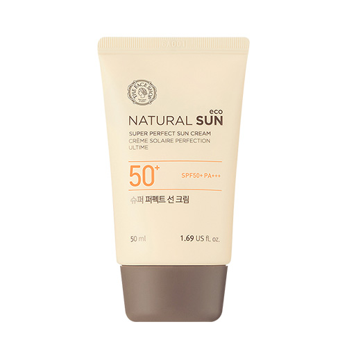 [The Face Shop] Natural Line Echo超完美美容防晒霜SPF50 + PA +++