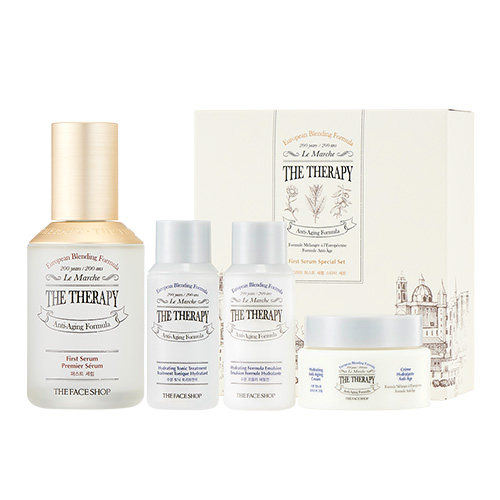 [The Face Shop] The Therapy First