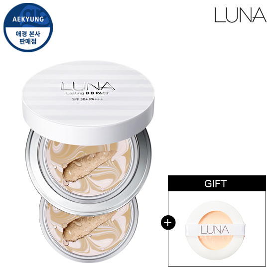 Luna racing bebe事实计划(原创+补充)(SPF50 + PA +++)+粉扑礼物