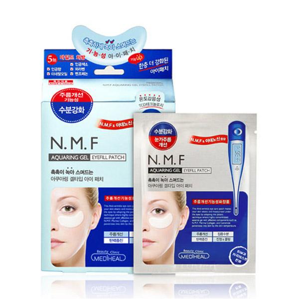 Mediheal NMF Aqua环形凝胶眼皮贴5片