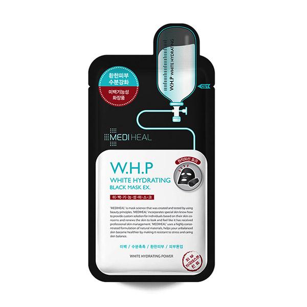 Mediheal WHP美白保湿木炭矿物面膜(EX)